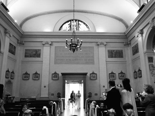 Il matrimonio di Lisa e Fabio a Valeggio sul Mincio, Verona 34