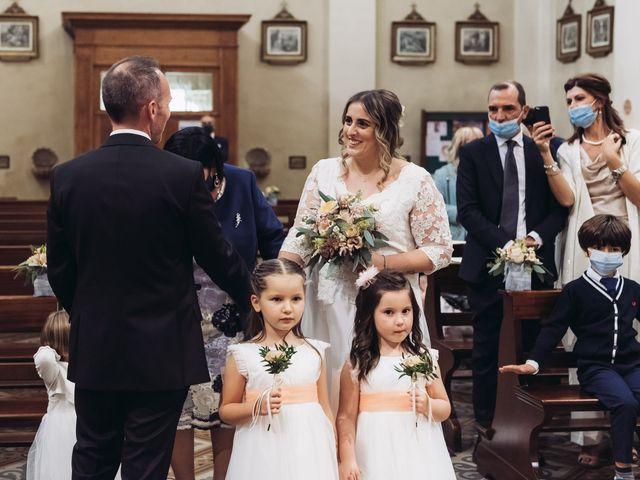 Il matrimonio di Lisa e Fabio a Valeggio sul Mincio, Verona 36