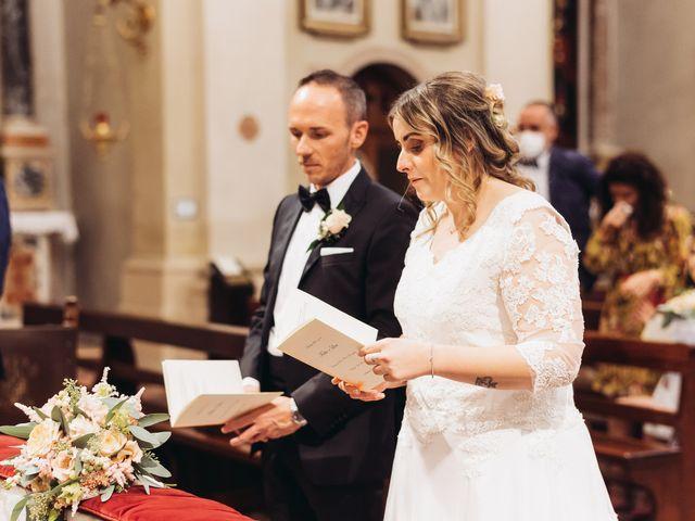 Il matrimonio di Lisa e Fabio a Valeggio sul Mincio, Verona 40