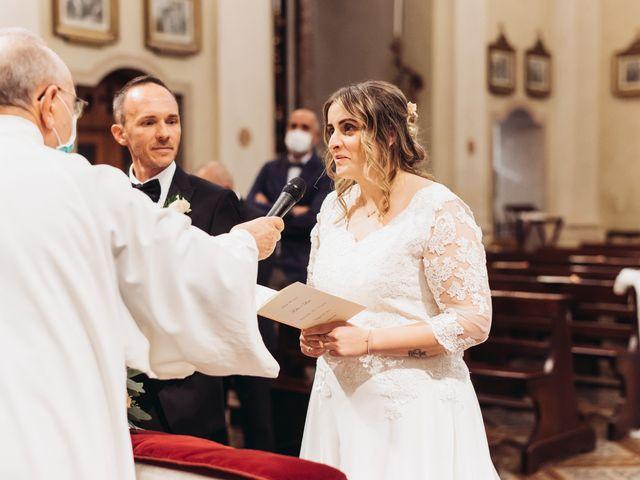 Il matrimonio di Lisa e Fabio a Valeggio sul Mincio, Verona 42