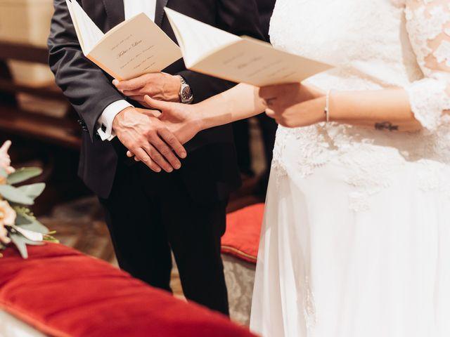 Il matrimonio di Lisa e Fabio a Valeggio sul Mincio, Verona 44