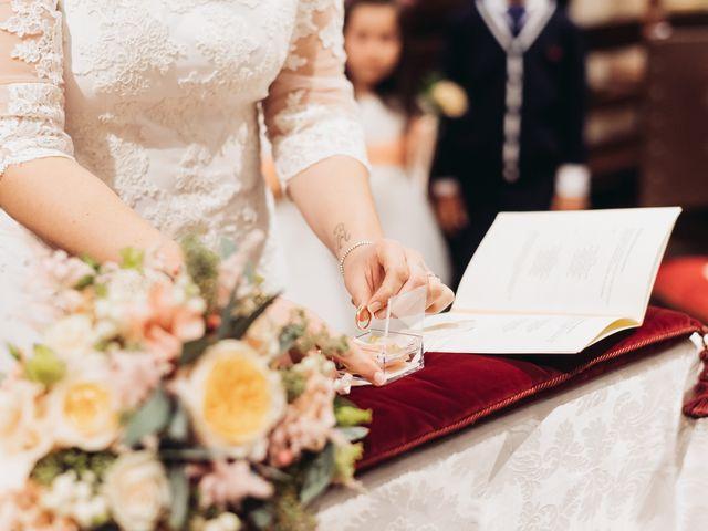 Il matrimonio di Lisa e Fabio a Valeggio sul Mincio, Verona 47