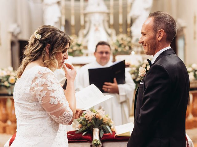 Il matrimonio di Lisa e Fabio a Valeggio sul Mincio, Verona 48
