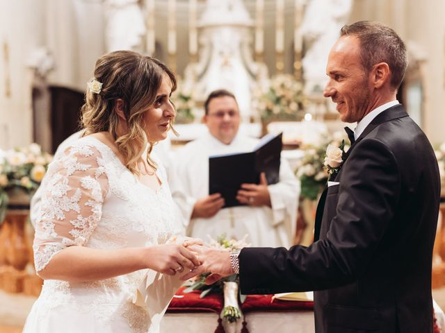 Il matrimonio di Lisa e Fabio a Valeggio sul Mincio, Verona 49
