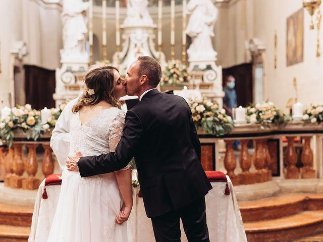 Il matrimonio di Lisa e Fabio a Valeggio sul Mincio, Verona 50