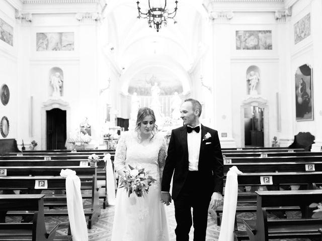 Il matrimonio di Lisa e Fabio a Valeggio sul Mincio, Verona 53