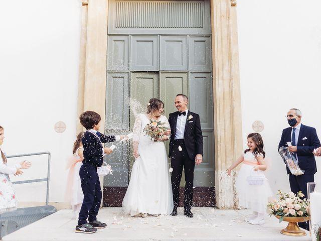 Il matrimonio di Lisa e Fabio a Valeggio sul Mincio, Verona 55