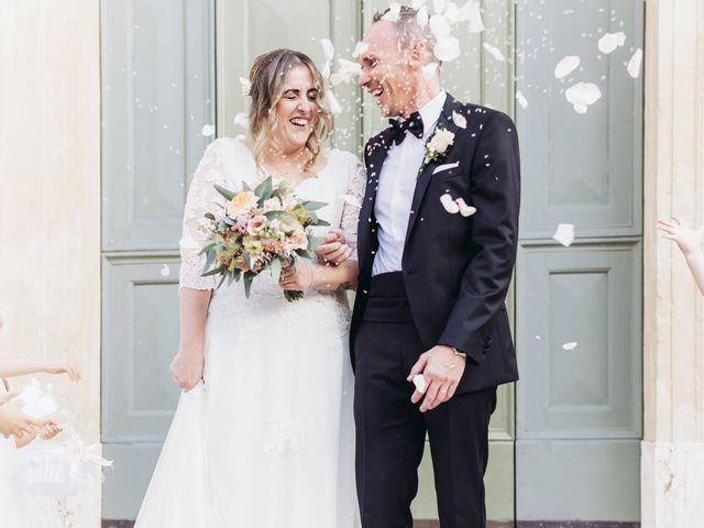 Il matrimonio di Lisa e Fabio a Valeggio sul Mincio, Verona 57