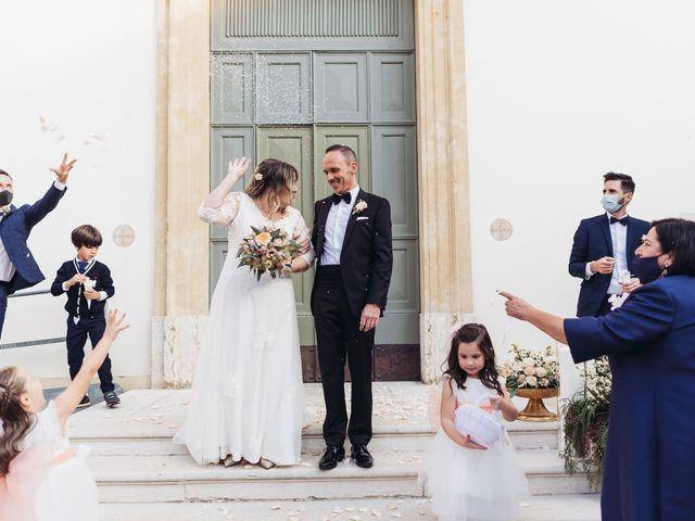 Il matrimonio di Lisa e Fabio a Valeggio sul Mincio, Verona 58