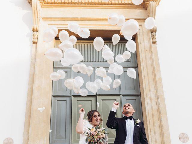 Il matrimonio di Lisa e Fabio a Valeggio sul Mincio, Verona 60