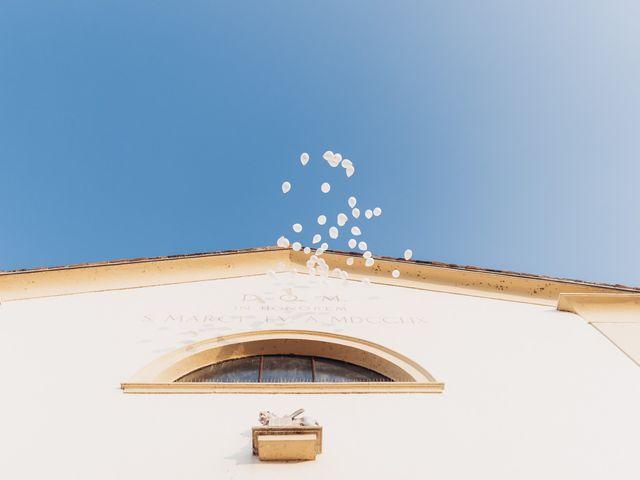 Il matrimonio di Lisa e Fabio a Valeggio sul Mincio, Verona 61