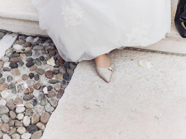 Il matrimonio di Lisa e Fabio a Valeggio sul Mincio, Verona 62