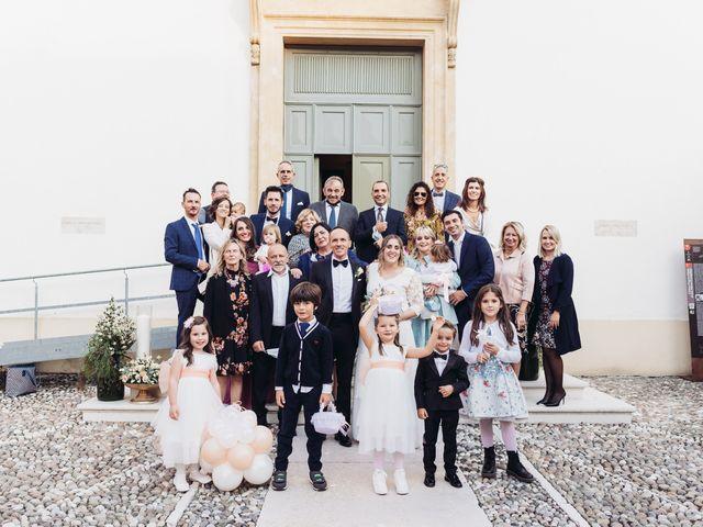 Il matrimonio di Lisa e Fabio a Valeggio sul Mincio, Verona 63