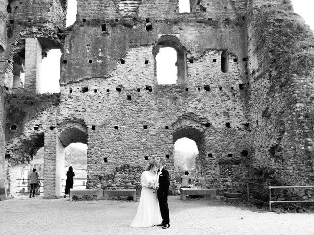 Il matrimonio di Lisa e Fabio a Valeggio sul Mincio, Verona 65