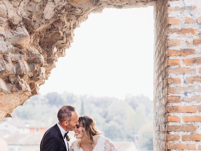 Il matrimonio di Lisa e Fabio a Valeggio sul Mincio, Verona 66