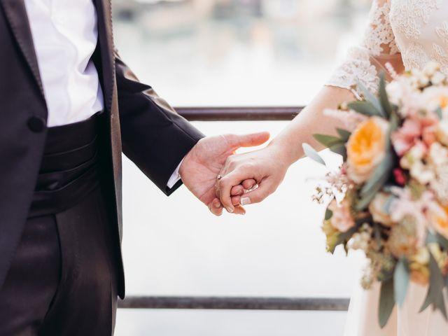 Il matrimonio di Lisa e Fabio a Valeggio sul Mincio, Verona 67
