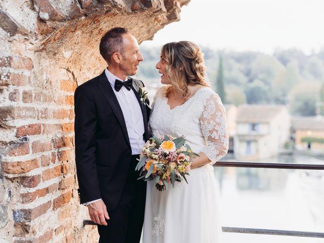 Il matrimonio di Lisa e Fabio a Valeggio sul Mincio, Verona 68