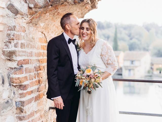 Il matrimonio di Lisa e Fabio a Valeggio sul Mincio, Verona 1