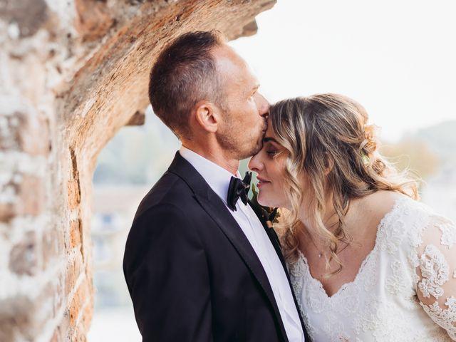 Il matrimonio di Lisa e Fabio a Valeggio sul Mincio, Verona 69