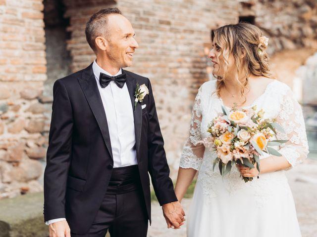 Il matrimonio di Lisa e Fabio a Valeggio sul Mincio, Verona 70