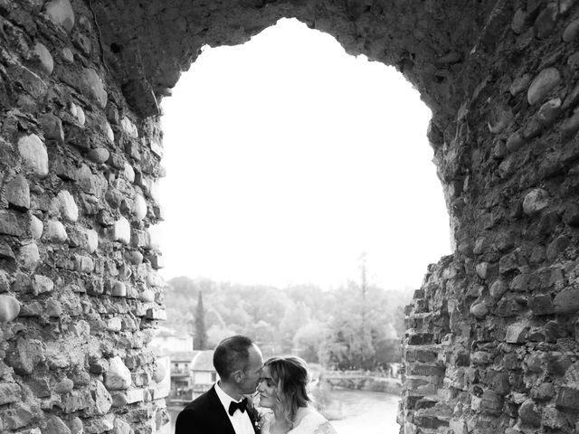 Il matrimonio di Lisa e Fabio a Valeggio sul Mincio, Verona 71