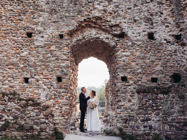 Il matrimonio di Lisa e Fabio a Valeggio sul Mincio, Verona 72