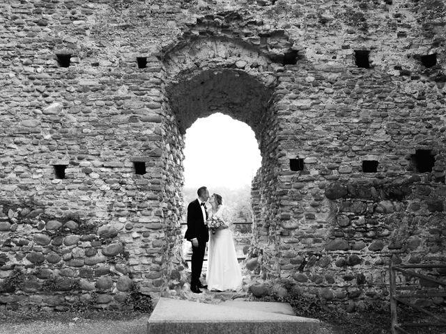 Il matrimonio di Lisa e Fabio a Valeggio sul Mincio, Verona 2