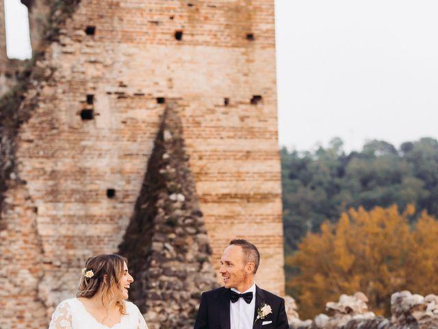 Il matrimonio di Lisa e Fabio a Valeggio sul Mincio, Verona 78