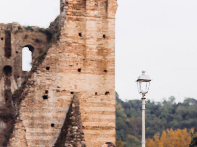 Il matrimonio di Lisa e Fabio a Valeggio sul Mincio, Verona 79