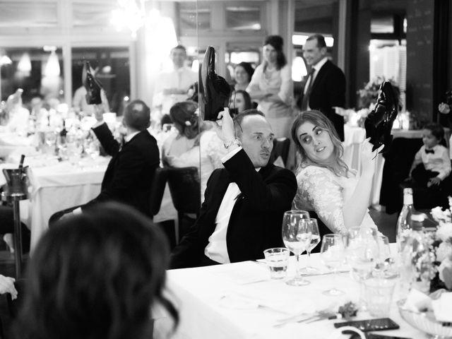 Il matrimonio di Lisa e Fabio a Valeggio sul Mincio, Verona 91