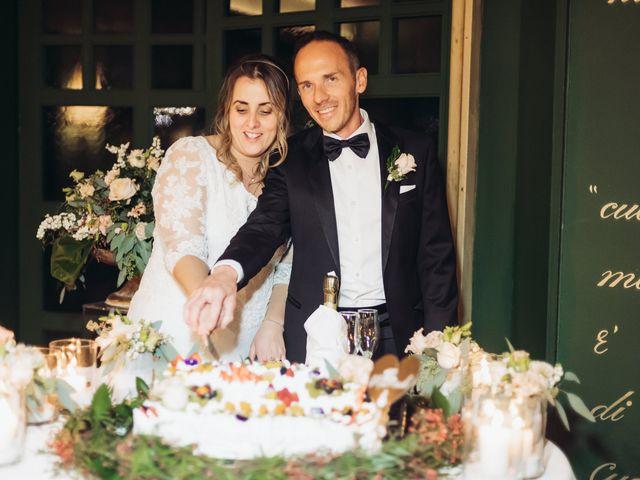 Il matrimonio di Lisa e Fabio a Valeggio sul Mincio, Verona 97