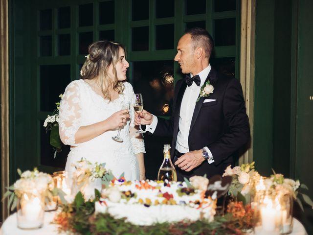 Il matrimonio di Lisa e Fabio a Valeggio sul Mincio, Verona 100