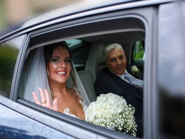 Il matrimonio di Danilo e Federica a Belpasso, Catania 2