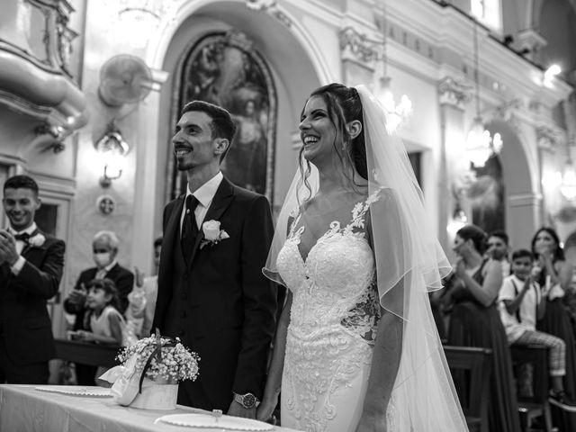 Il matrimonio di Danilo e Federica a Belpasso, Catania 6