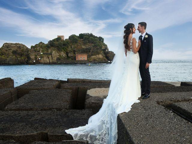 Il matrimonio di Danilo e Federica a Belpasso, Catania 7