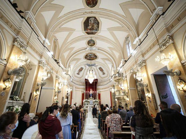 Il matrimonio di Danilo e Federica a Belpasso, Catania 13