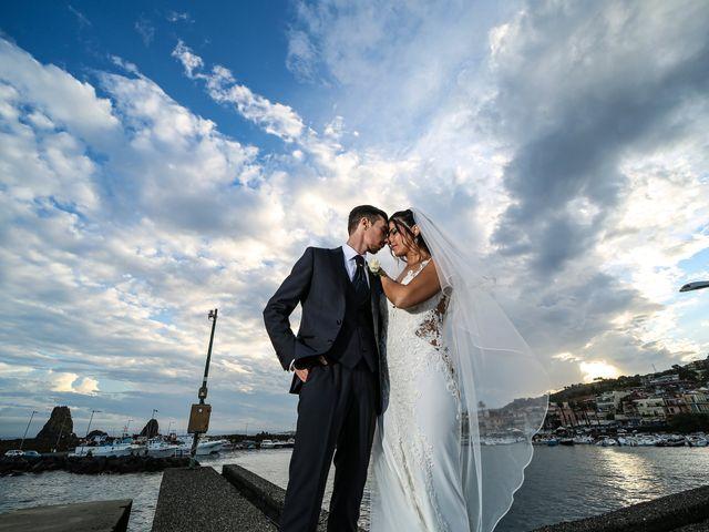 Il matrimonio di Danilo e Federica a Belpasso, Catania 14