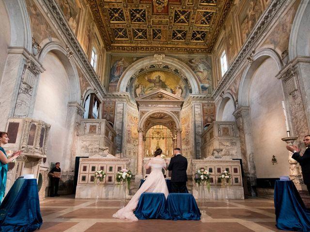Il matrimonio di Elena e Fabio a Roma, Roma 4