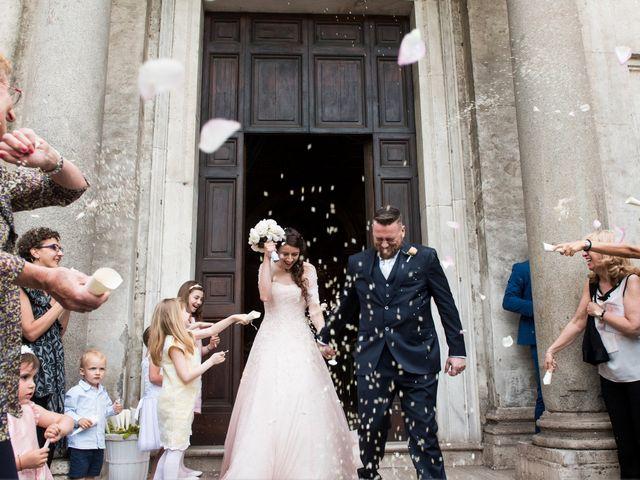 Il matrimonio di Elena e Fabio a Roma, Roma 5