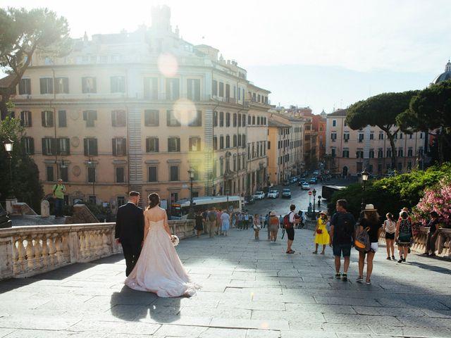 Il matrimonio di Elena e Fabio a Roma, Roma 7