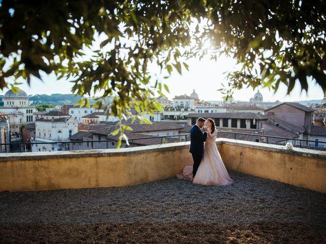 Il matrimonio di Elena e Fabio a Roma, Roma 9