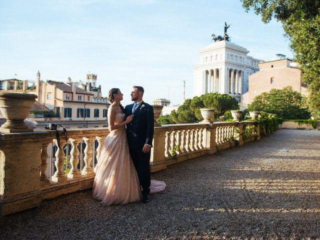 Il matrimonio di Elena e Fabio a Roma, Roma 10