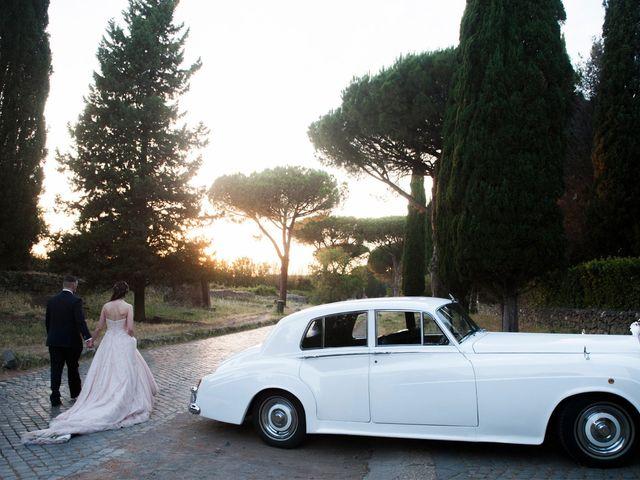 Il matrimonio di Elena e Fabio a Roma, Roma 11