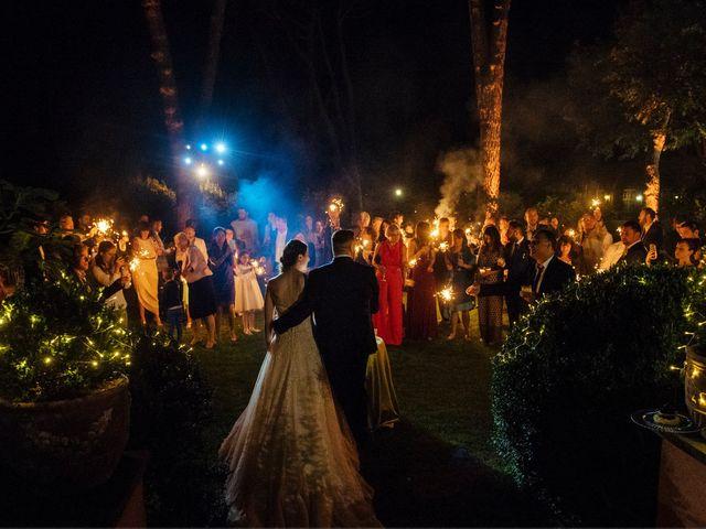 Il matrimonio di Elena e Fabio a Roma, Roma 14