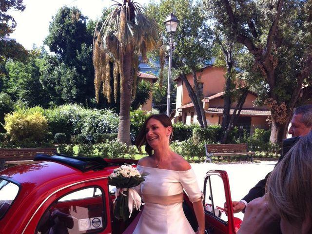 Il matrimonio di Massimo e Laura a Roma, Roma 3