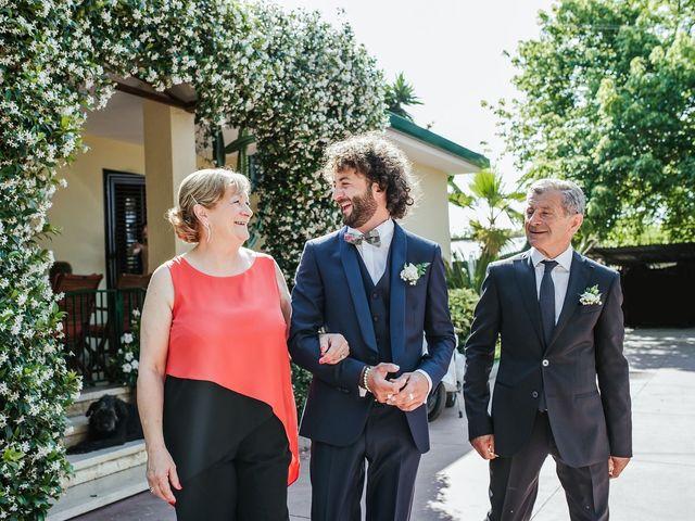 Il matrimonio di Dario e Gessica a Pontecagnano Faiano, Salerno 19