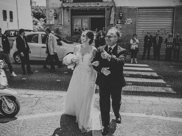 Il matrimonio di Dario e Gessica a Pontecagnano Faiano, Salerno 31
