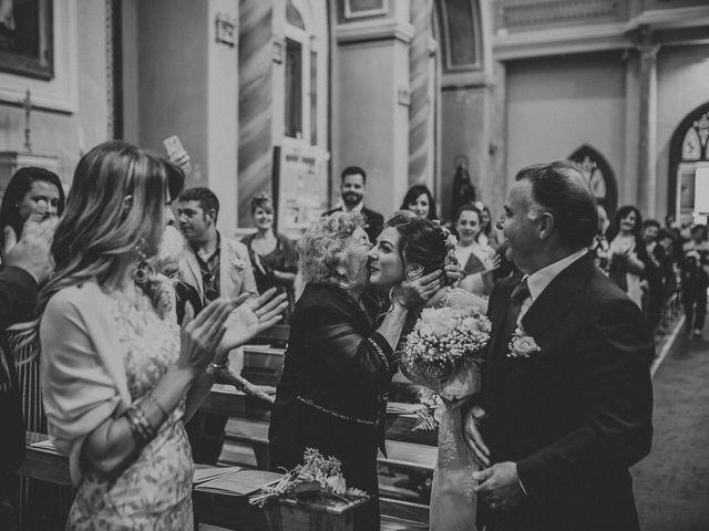 Il matrimonio di Dario e Gessica a Pontecagnano Faiano, Salerno 32