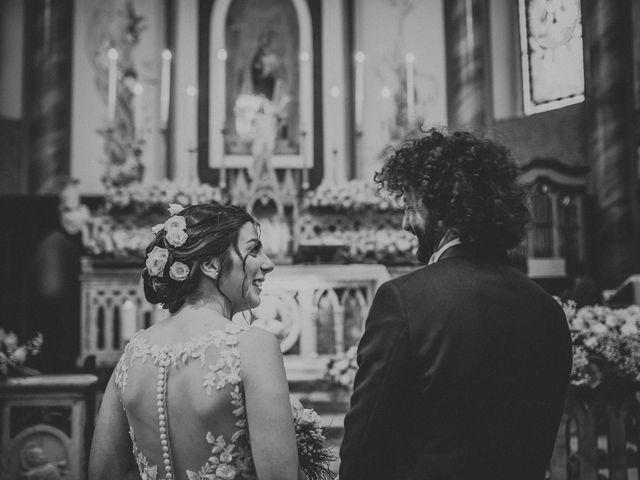Il matrimonio di Dario e Gessica a Pontecagnano Faiano, Salerno 33