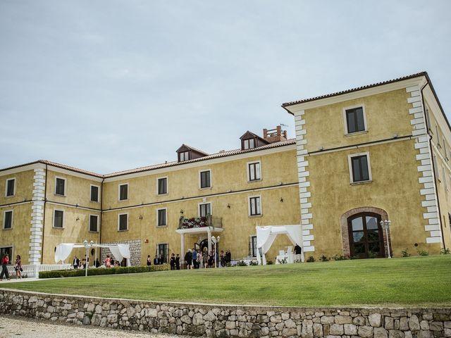 Il matrimonio di Dario e Gessica a Pontecagnano Faiano, Salerno 38